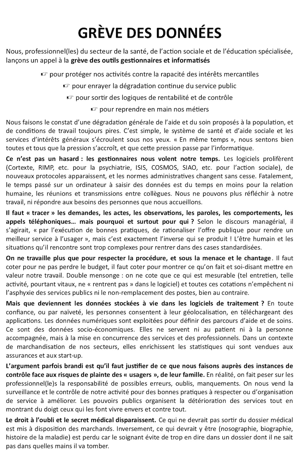 page 1 tract num