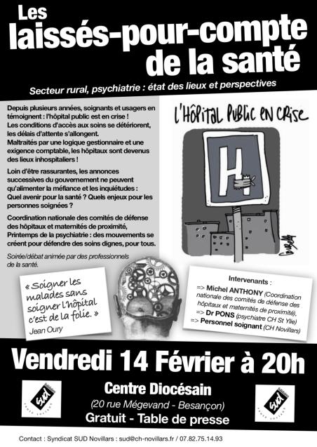 14 février Besançon
